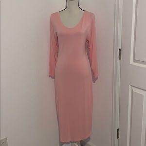 Ashley Stewart Midi Dress